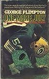 One More July (0425039927) by Plimpton, George