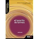 """Analisis y estudio sobre la obra, el autor y su epoca de el """"lazarillo de tormes"""" ed.dis. (Compendios Vosgos)"""