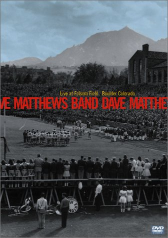 Cover art for  Dave Matthews Band - Live at Folsom Field Boulder Colorado