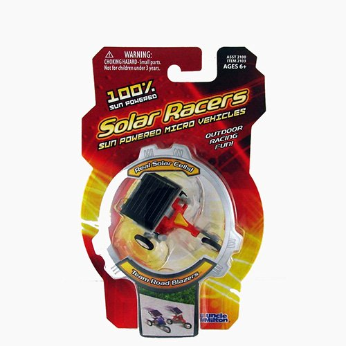 Solar Racer Singles Assortment - sold individually, color varies - 1