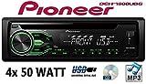 Opel-Astra-G-Pioneer-DEH1800UBG-CDMP3USB-Autoradio-Einbauset