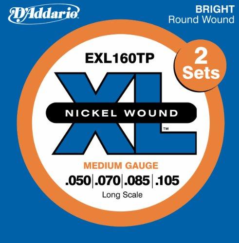 D'Addario EXL160TP Medium Gauge Nickel Wound