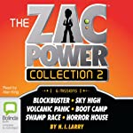 The Zac Power Collection 2 (       UNABRIDGED) by H. I. Larry Narrated by Alan King