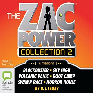 The Zac Power Collection 2 | [H. I. Larry]