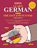 img - for Barron's Learn German the Fast and Fun Way - Third Edition book / textbook / text book