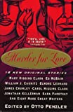 Murder for Love (0385318405) by Penzler, Otto