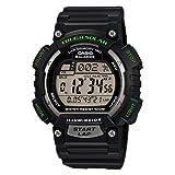 Casio Men's STL-S100H-1AVCF Tough Solar Runner Black Watch