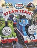 Steam Team! (Thomas & Friends) (Reusable Sticker Book)