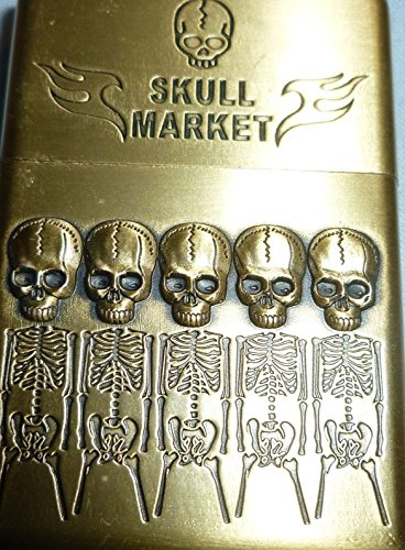 brand-new-limited-edition-petrol-lighter-skull-market-five-skulls-w-skeletons-with-3d-design-great-g