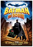 Batman and Robin – The Complete 1949 Movie Serial Collection