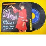 SALOME : Vivo Cantando; Abrazame otra vez. Eurovision 69