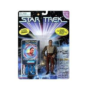 Star Trek: Deep Space Nine Series 3 Commander Sisko from Crossover Action Figure