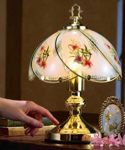 Hummingbird Desk Touch Lamp
