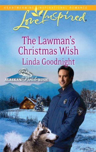 Image of The Lawman's Christmas Wish (Love Inspired)