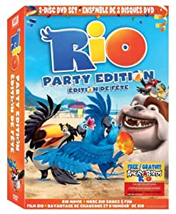 Rio: Party Edition 2-Pack (Brick) (Sous-titres français)
