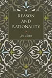 Reason and Rationality (0691139008) by Elster, Jon