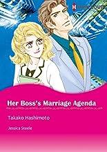 Her Boss39s Marriage Agenda Harlequin comics