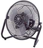 Westpointe HVF9-RP 9-Inch High-Velocity Personal Fan