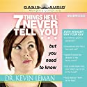 7 Things He'll Never Tell You but You Need to Know (       UNABRIDGED) by Kevin Leman Narrated by Chris Fabry