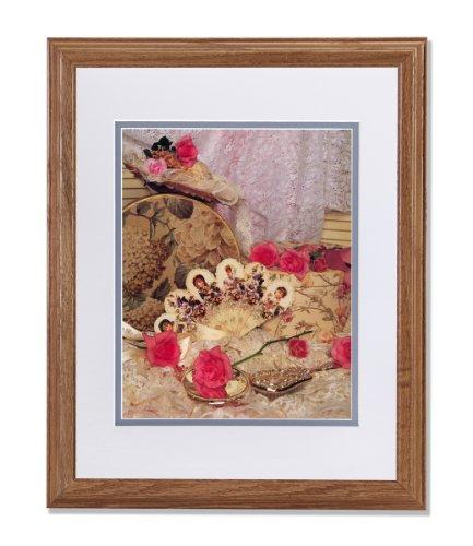 Oak Bedroom Vanity front-1075248