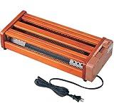 足元暖房用 足元ヒーター SHS-207-S 家族の冷える足元がすぐに暖まる