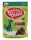 Better Than Ears Premium Dog Treats, Smoky Bacon Flavor, 36 Count Pouch