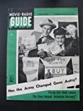 img - for MOVIE-RADIO GUIDE Jan. 30 to Feb. 5, 1943 book / textbook / text book