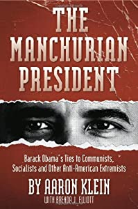 "Cover of ""The Manchurian President: Barac..."
