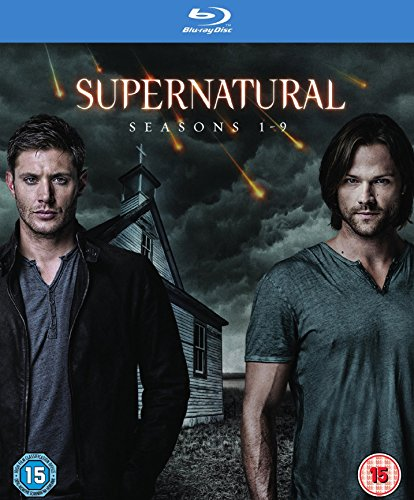 Supernatural (Seasons 1-9) - 35-Disc Box Set ( Super natural - Complete Seasons One thru Nine ) [ Blu-Ray, Reg.A/B/C Import - United Kingdom ] (Supernatural Season 1 Episode 9 compare prices)