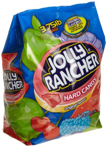 Jolly Rancher Hard Candies, Original Flavors, 3.75-pound Bags (pack Of 2) Picture