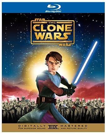 Star Wars: The Clone Wars [Blu-ray]