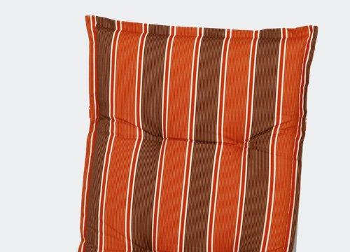 Sun Garden Naxos Auflage Sessel hoch BW-Poly