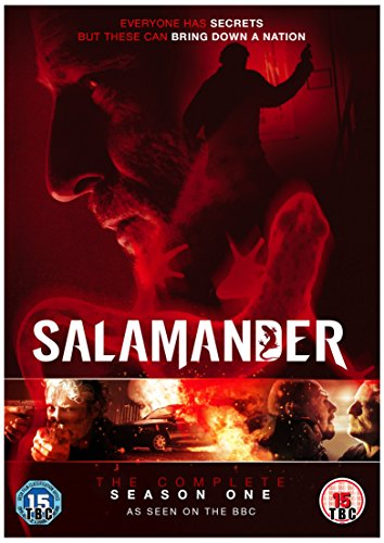 Salamander - The Complete Series One (4 Dvd) [Edizione: Regno Unito]