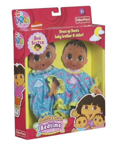 Dora Big Sister Bedtime Fashions Clothing - 1