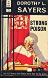 Strong Poison (0060808268) by Dorothy L. Sayers