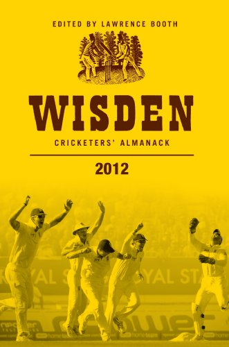 Wisden Cricketers' Almanack 2012
