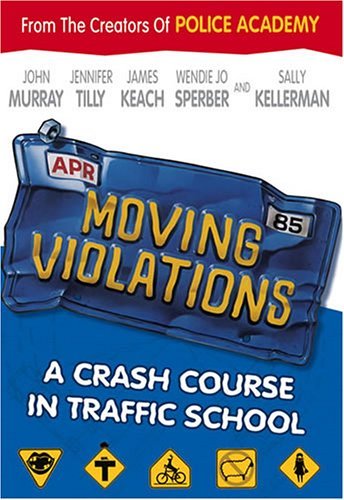 Moving Violations Cover