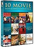 10 Movie Faith & Family Holiday Pack [Import]