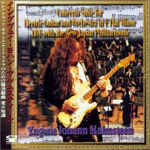 YNGWIE MALMSTEEN - Concerto Suite Live with Japan Philharmonic - Zortam Music