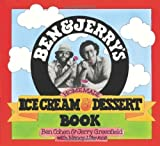 img - for Ben & Jerry's Homemade Ice Cream & Dessert Book by Cohen, Ben, Greenfield, Jerry, Stevens, Nancy (1987) Paperback book / textbook / text book