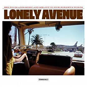 Lonely Avenue [+Digital Booklet]