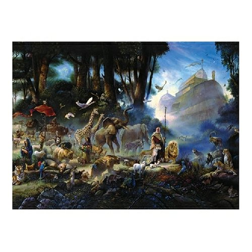 Cheap SunsOut The Invitation Jigsaw Puzzle 3000pc (B000BXFS4Y)