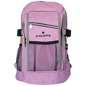 K-Cliffs Small Polyester Outdoor Backpack for Kids and Adults