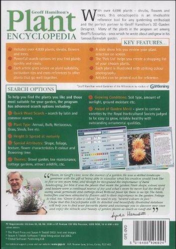 Geoff Hamilton's Plant Encyclopedia