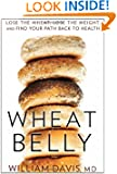 Wheat Belly by William Davis book cover