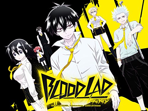 Watch Blood Lad Anime Online | Anime-Planet