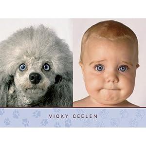 Ravensburger - Vicky Ceelen - Groe blaue Augen, 1000 Teile Puzzle