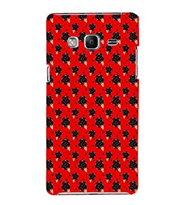 Ebby Premium Printed Mobile Back Case Cover With Full protection For Samsung Z3 (Designer Case)