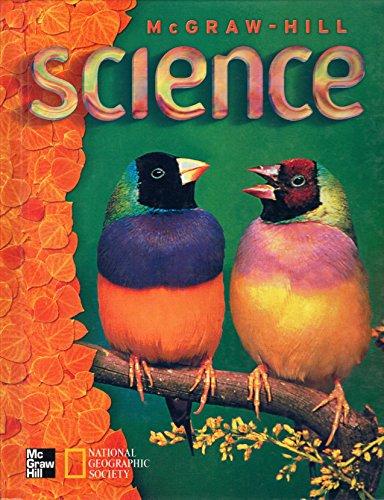 McGraw-Hill Science Grade 3 (Science Textbook Grade 3 compare prices)