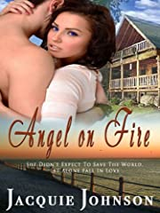 Angel on Fire (Angel Investigations)